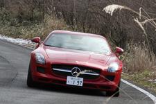 メルセデス・ベンツ SLS AMG Coupe