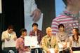 ホンダ ステップワゴン「ススメ!家族の冒険プロジェクト」プロジェクトメンバーによるスペシャルトークショーの様子