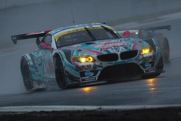♯0 GSR 初音ミク BMW/BMW Z4 GT3
