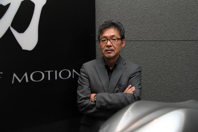 Designers Room マツダ デザイン本部長 前田育男 インタビュー