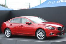 新型「マツダ アテンザ(Mazda6)」