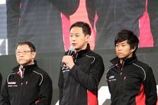 飯田章選手
