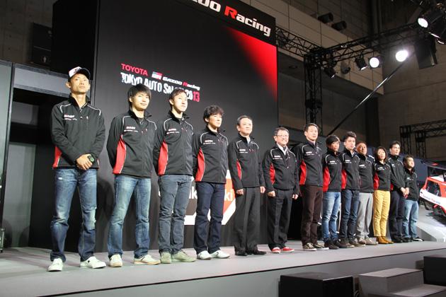 第41回ニュルブルクリンク24時間耐久レース出場ドライバー