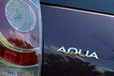 トヨタ アクア 1.5 G ブラックソフトレザーセレクション ボディカラー:ディープアメジストマイカメタリック
