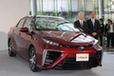 トヨタ、新型燃料電池自動車「MIRAI(ミライ)」発表会レポート ~水素で走る究極のエコカー~