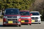 ムーヴカスタム/ワゴンRスティングレー/N-WGNカスタムを徹底比較 ~人気絶頂!軽自動車ハイトワゴン~