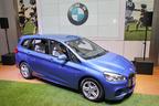 BMW 2シリーズ グランツアラー発表会速報 ~クリーンディーゼルを搭載した、BMW初のミニバンが登場!~