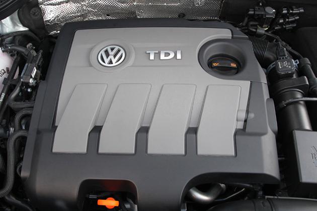 フォルクスワーゲン・ビートルに搭載のTDIエンジン