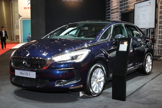 【TMS2015】DS 5 Edition 1955