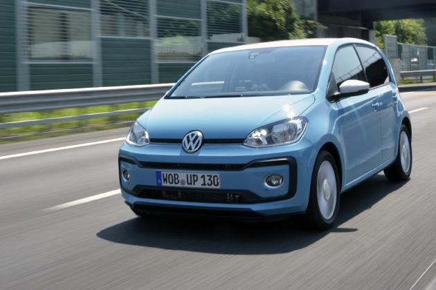 VW 新型up!海外試乗/竹岡圭inミラノ