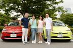 【PR】大きく変わったトヨタ新型「プリウス」をジャーナリスト4人が実燃費でガチバトル!