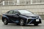 京都市、燃料電池自動車「ミライ」を活用した有料カーシェアリング事業を開始