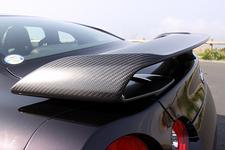 GT-R specV専用 カーボン製リアスポイラー