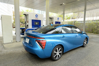 トヨタ・日産・ホンダなど計11社が水素ステーション本格整備に向け新会社設立へ