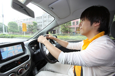 オートックワンユーザー i-MiEV試乗会/喜多さん