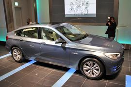 BMW 5シリーズグランツーリズモ