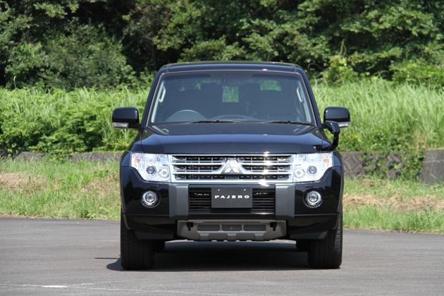 三菱パジェロディーゼル 2011年モデル