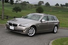 新型BMW523iツーリング