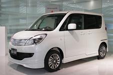 三菱 デリカD:2 新車発表会速報