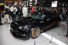 スバル BRZ Black Edition