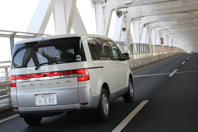 三菱 デリカ D:5 2WD